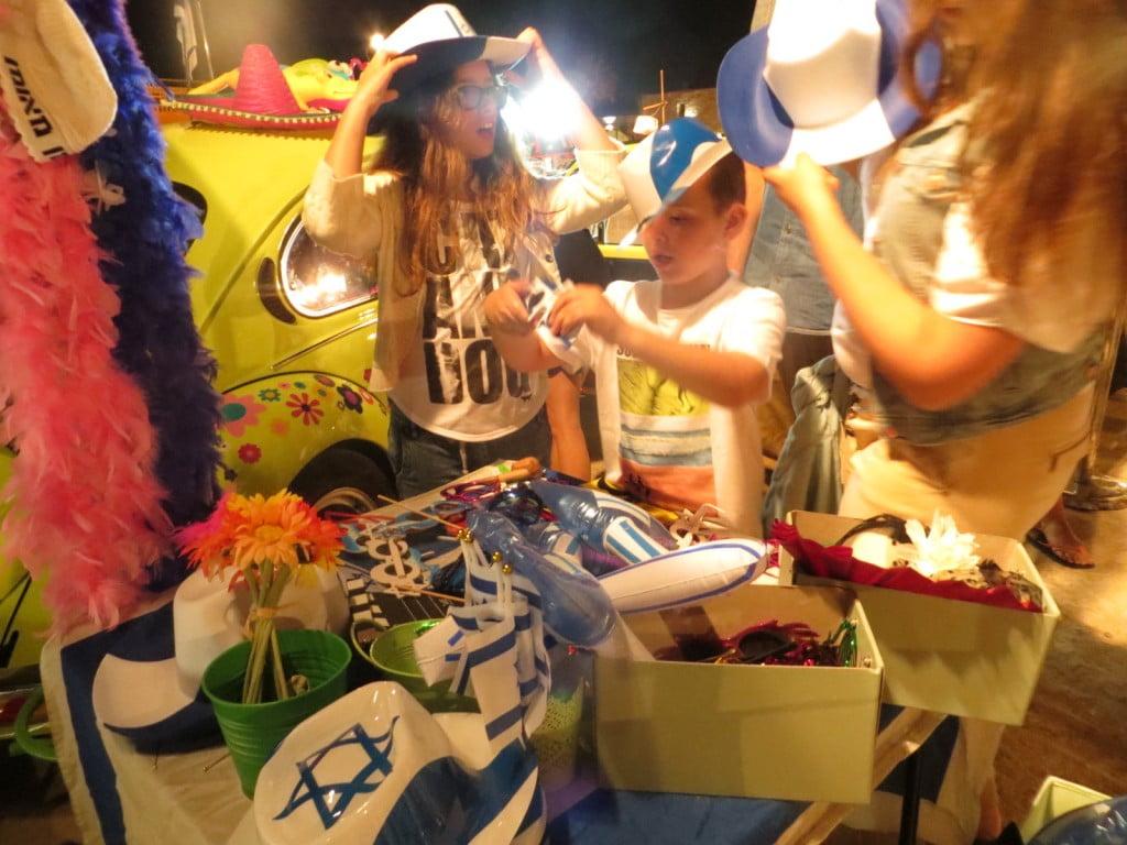 מסיבת יום העצמאות