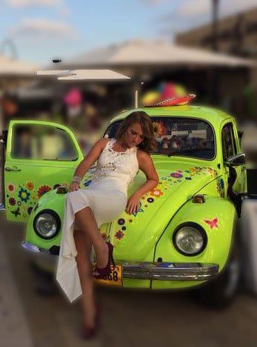 תא צילום לחתונה