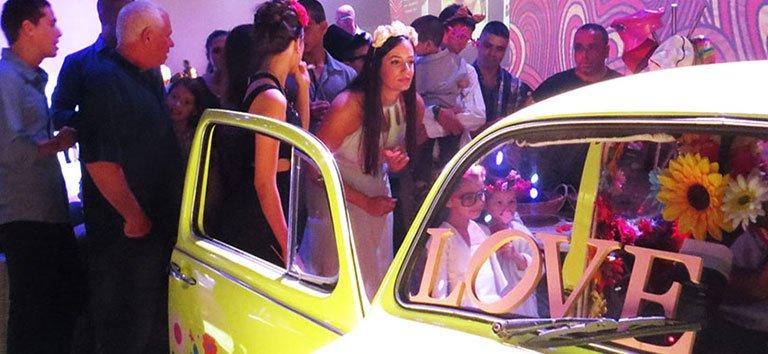 רעיונות מיוחדים לחתונה