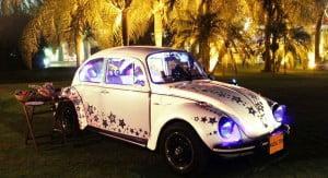 wedding attraction in Israel