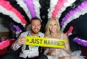 Photo Booth for Wedding in Israel