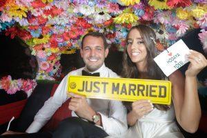 אטרקציה מגניבה לחתונה
